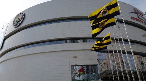 Ülker Sports Arena'da Geniş Güvenlik Önlemi
