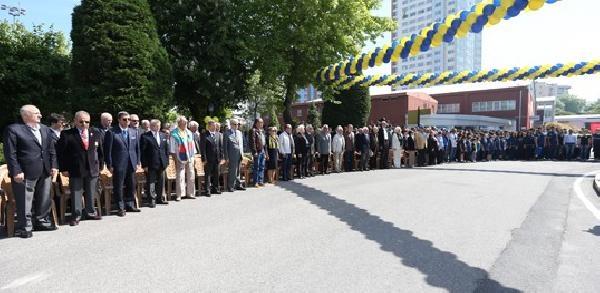 Ulu Önder Atatürk'ün Fenerbahçe Kulübü'nü Ziyaretinin 96. Yıldönümü Kutlandı