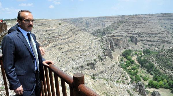Ulubey Kanyonu Ve Antik Kent Turizme Kazandırılacak