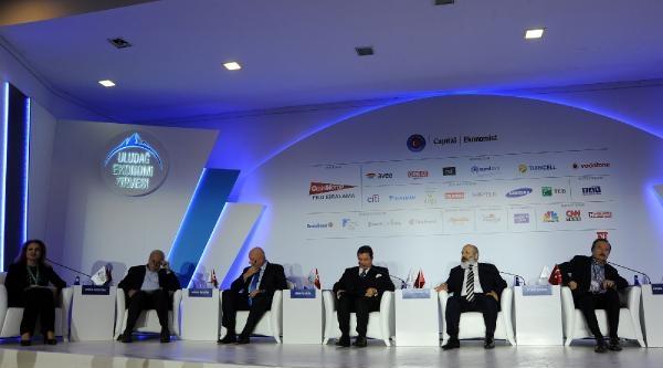 Uludağ Ekonomi Zirvesi Başladı (5)