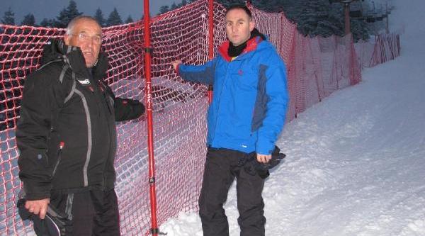 Uludağ Kayak Eğitim Ve Kamp Merkezi Kapilarini Açti