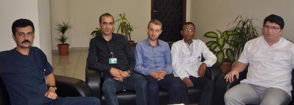 Uludağ'da Mahsur Kalan Sağlıkçılar: Bursa'yı Tanıtacaktık