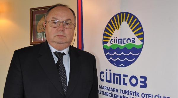 Uludağ'daki Suni Kar Makinesi Onarılacak