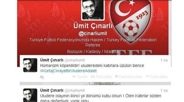 Uludere Tweet'i Atan Hakeme, 1 Yıl Hümanizm Ve Hoşgörü Kitapları Okuma Ve Özür Cezası