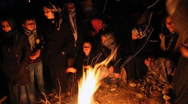 Uludere'de Köylüler Eyleme Son Verdi