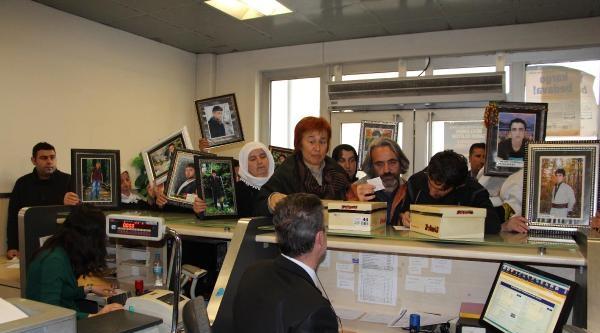 Uludereli Ailelerden Cumhurbaşkanı Gül'e 30 Bin İmza
