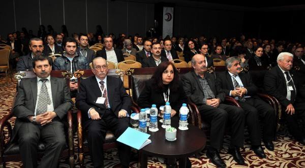 Ulusal Tüberküloz Kongresi Antalya'da Başladi