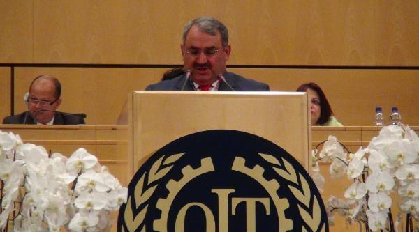 Uluslararası Çalişma Örgütü 103'üncü Asamblesi Cenevre'de Başladı