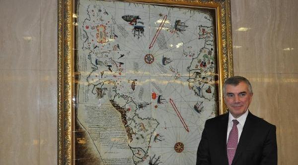 Uluslararasi Denizcilik Örgütü'Nün Başkanliğina Türkiye Seçildi