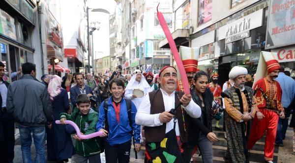 Uluslararası Karadeniz Tiyatro Festivali Başladı