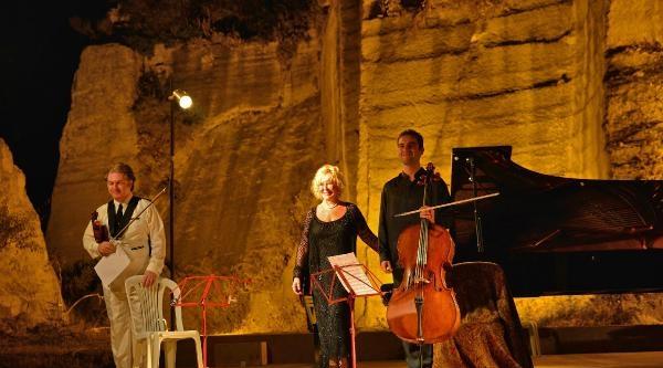 Uluslararası Klasik Müzik Festivali Gümüşlük Trıo İle Veda Etti