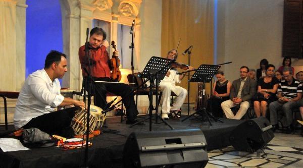 Uluslararası Müzik Festivali Ortadoğu Ve Türk Ezgileriyle Sona Erdi
