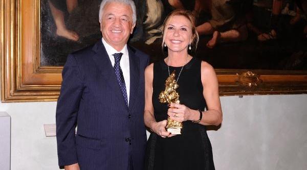 Ümit Boyner'e Avrupa Ödülü