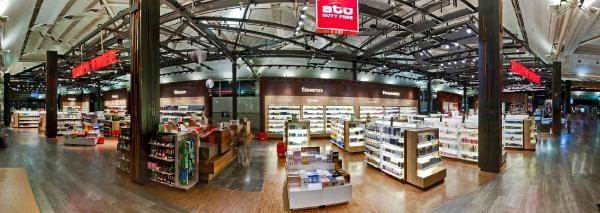 Umman'da Yeni Gümrüksüz Mağazalar Atü Duty Free'nin