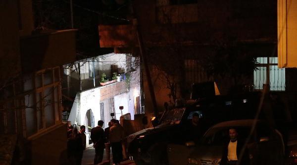 Ümraniye'de Polise Ateş Açıldı (ek Fotoğraflar)