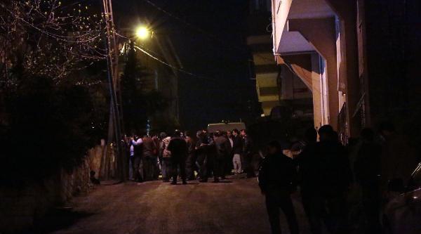 Ümraniye'de Polise Ateş Açıldı (fotoğraf)