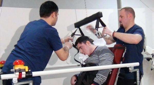 Umut, Samsun'dan Ayrıldı, Tedavisi Antalya'da Sürecek