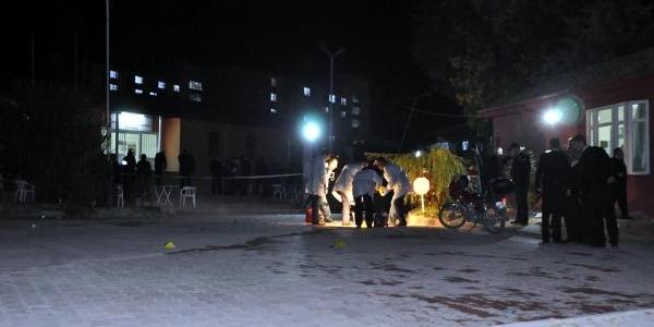 Üniversitede Silahli Kavgaya Soruşturma
