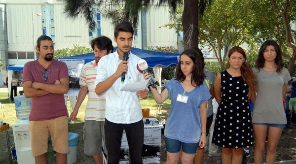 Üniversiteli Gençlerden Uyuşturucuya Karşı Güç Birliği
