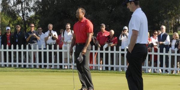 Ünlü Golfçülerden Ata'ya Saygi