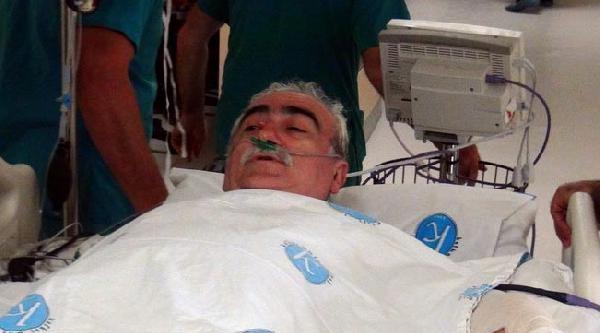 Ünlü Kalp Cerrahı Bingür Sönmez'e Silahlı Saldırı- Ek Fotoğraflar