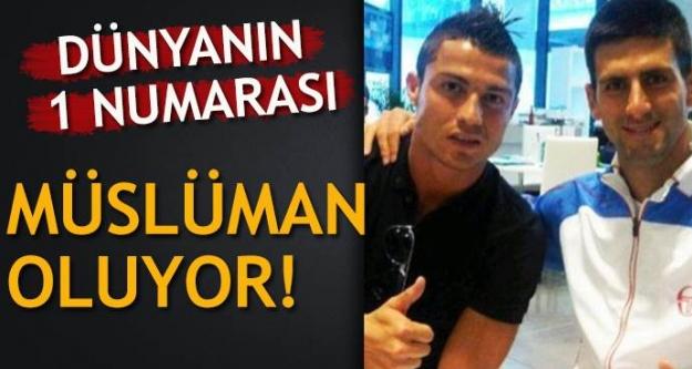 Ünlü tenisçi Gazze için Müslüman oluyor!