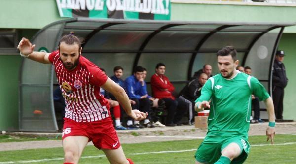 Ünyespor-elibol Sandıklıspor: 0-1