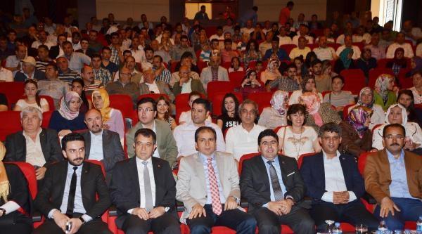 Uşak Ak Parti Örgütünün Gönlündeki Aday, Erdoğan