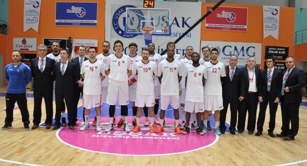 Uşak Sportif - Galatasaray Liv Hospital Fotoğraflari