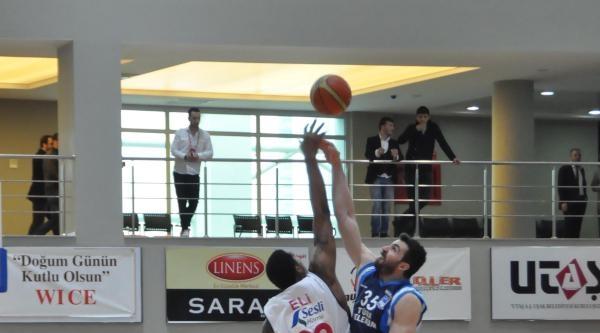 Uşak Sportif - Türk Telekom Fotoğrafları