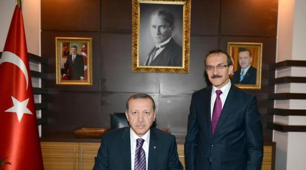 Uşak Valisi Yavuz'dan Erdoğan'a Kutlama Mesajı