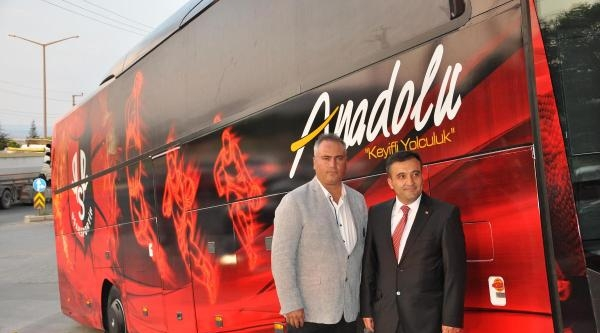 Uşak'a Anadolu Sponsor