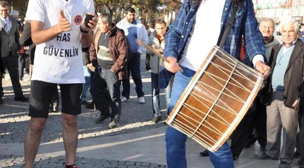 Uşak'Ta Gazeteciler Günü'ne Renkli Kutlama