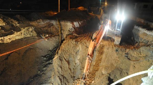 Uşak'taki Su Kesintisi İçin Özür Dilendi