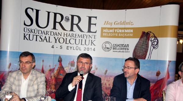 Üsküdar Belediyesi Hacı Adaylarını Develerle Uğurlayacak