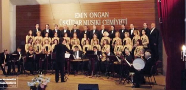 Üsküdar Musiki Cemiyeti'nde skandal!
