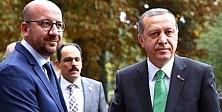 Erdoğan'ın Brüksel temasları dünya basınında