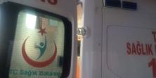 Ambulansa silahlı saldırı