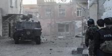 Diyarbakır Sur'da 4 asker yaralandı