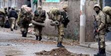 Bodrum kata girildi: 60 PKK'lı ödürüldü