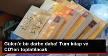 FETÖ Lideri Gülen'in Kitaplarının Toplatılmasına Karar Verildi!