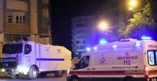 PKK Van'da Emniyet Müdürlüğü'ne saldırdı