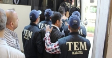 Zirve sanıkları tutuklandı