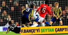Manchester United Fenerbahçe maçının sonucu ve golleri