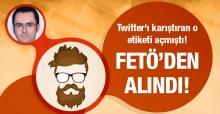 'Aksilahlanma' etiketini açan şahıs FETÖ'den alındı!