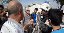 Rejim uçakları Halep'i vurdu: 6 ölü