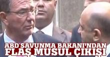 Carter: Türkiye Musul'da olmalı