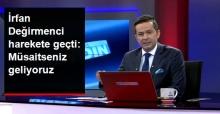 Görevine Son Verilen İrfan Değirmenci, Kanal Yönetimine Dava Açacak