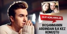 Mustafa Ceceli boşanmanın ardından ilk kez konuştu olay açıklama