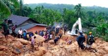 Sri Lanka'da sel ve toprak kayması: 91 ölü